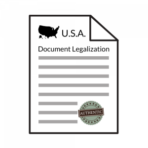 US Document Legalization